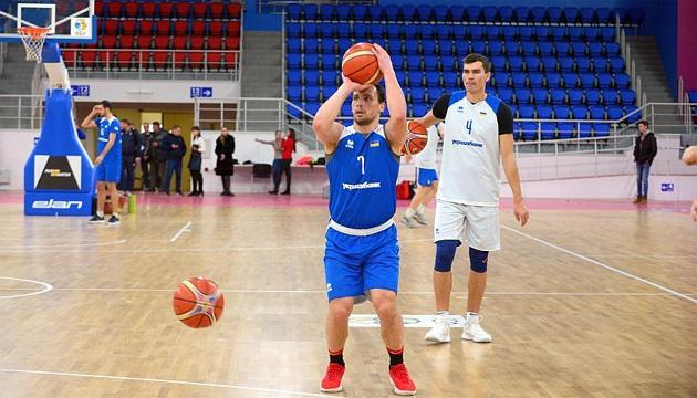 Баскетбол: сьогодні збірна України зіграє в Запоріжжі проти Словенії
