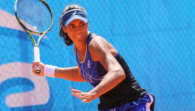 Теніс: Страхова поступилася четвертій сіяній турніру ITF у Пуні