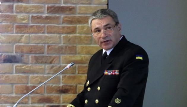 Україна домагатиметься закриття Босфору для кораблів РФ - командувач ВМС