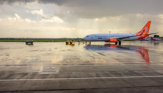 Украинский лоукост SkyUp получил четвертый самолет