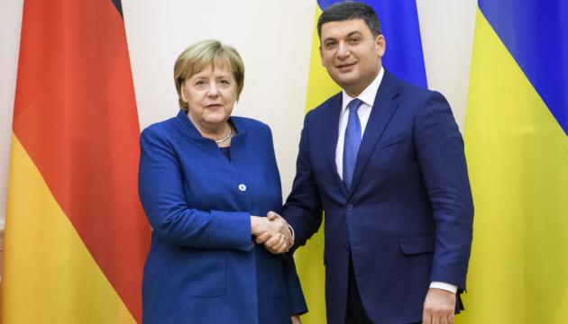 Гройсман закликав німецький бізнес більше інвестувати в Україну саме зараз