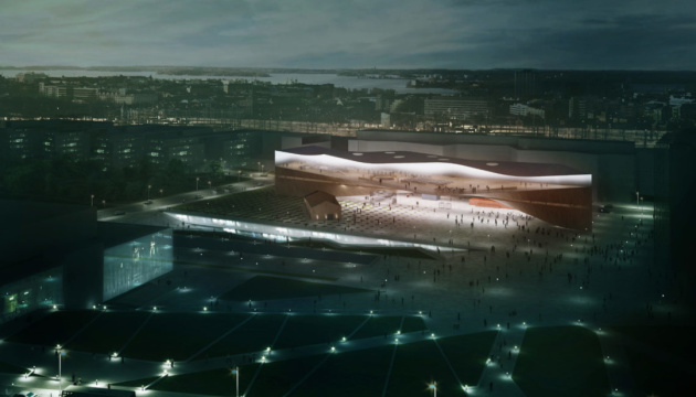 Хельсинки готовится к открытию новой достопримечательности