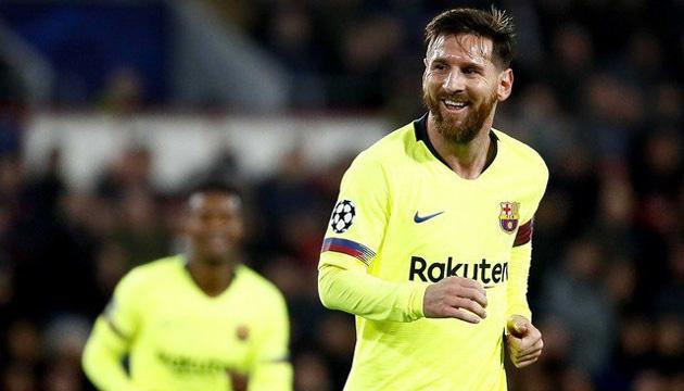 Месси опередил Роналду по количеству голов за один клуб в Лиге чемпионов УЕФА