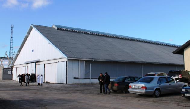 На Волыни построили современный молочный комплекс за 24 миллиона
