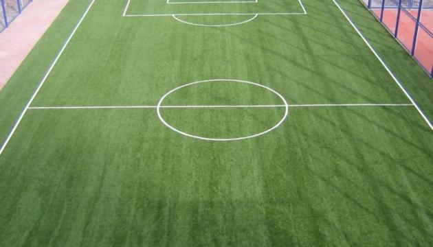 25 нових футбольних полів збудовано у Святошинському районі – КМДА