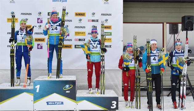 Біатлон: Абрамова була кращою серед українок в спринті на 1 етапі Кубка IBU