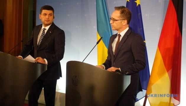 Керченская кризис: Берлин исключает силовые меры