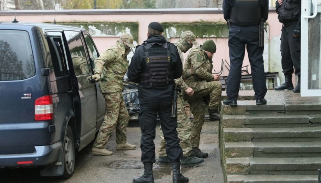 Moscow court rejects appeals against extended arrest of first four Ukrainian sailors