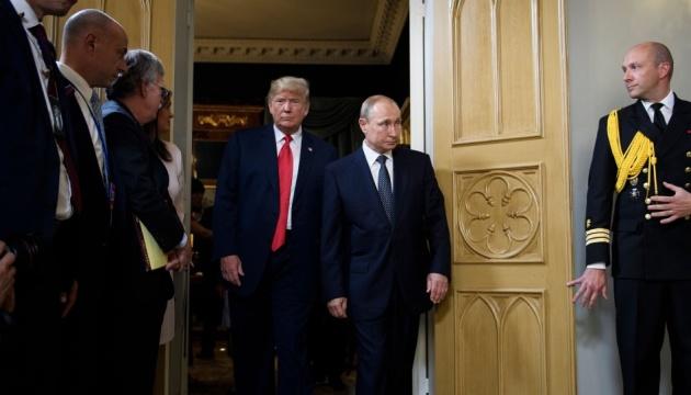 Трамп і Путін зустрічалися під час G20 без перекладача з американського боку – FT