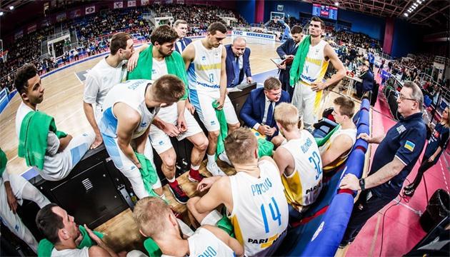 Баскетбол: чоловіча збірна України вирушила до Іспанії після перемоги над словенцями