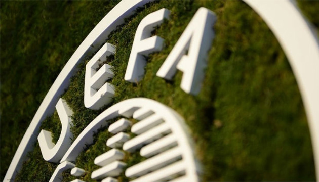 Украина добавила 4 очка в таблице коэффициентов УЕФА, но осталась на 9 позиции