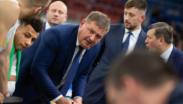 Мурзин: Украинские баскетболисты показали хорошую защиту и это дало результат