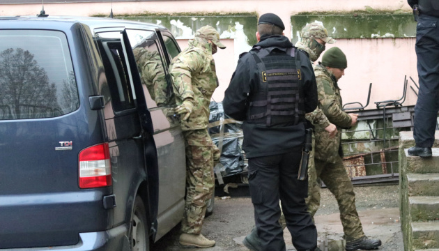 Investigation into case of captured Ukrainian sailors extended until May 25