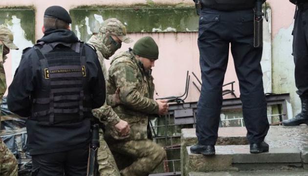 До Нового року адвокати зустрінуться з усіма полоненими українськими моряками