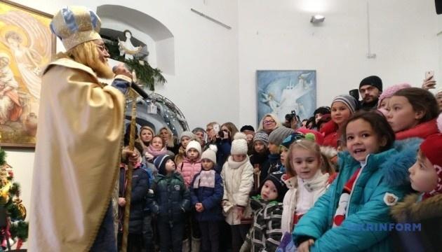 У Києві відкривається резиденція Святого Миколая