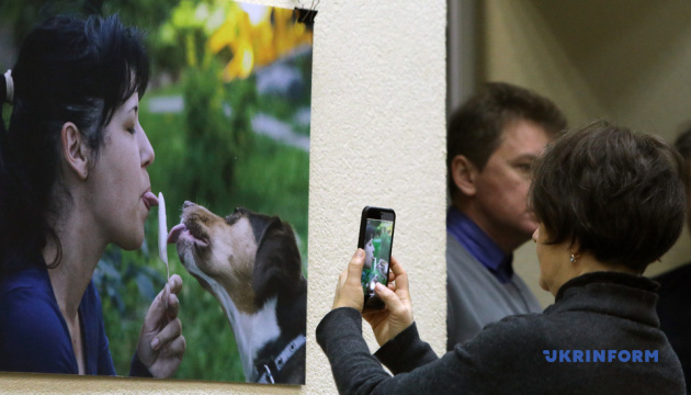 В Киеве открылась выставка ко Дню домашних животных