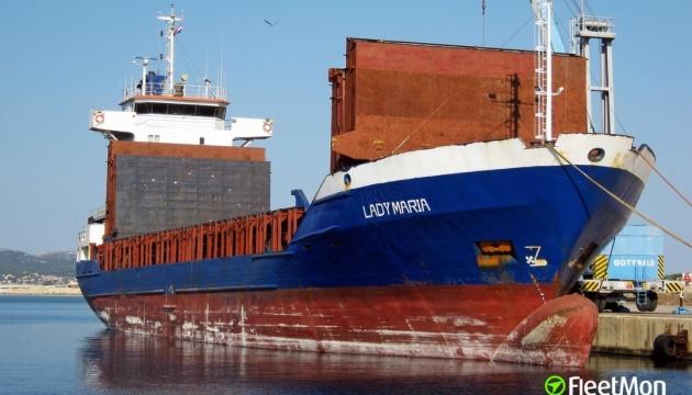 Два іноземні судна зіштовхнулись у Керченській протоці