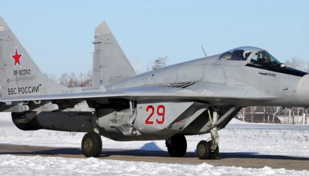 Росія перекинула в окупований Севастополь винищувачі