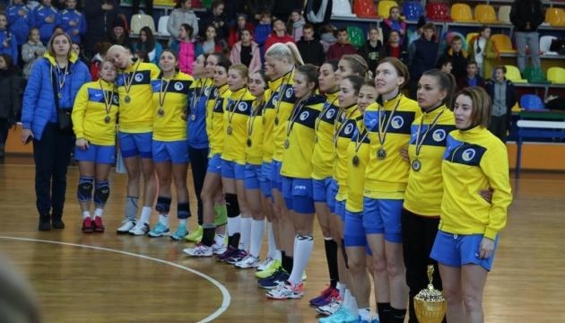 Украинские гандболистки проиграли словачкам на старте отбора на чемпионат мира-2019