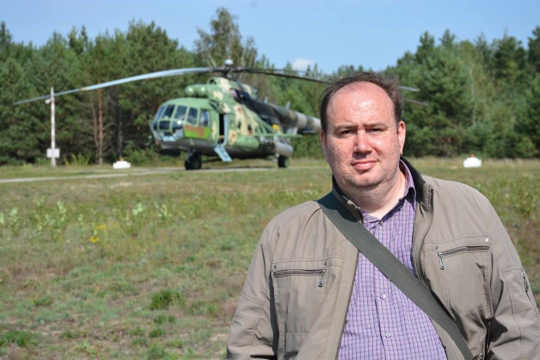 Михайло Жирохов