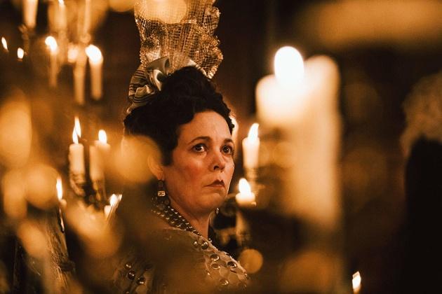 Олівія Колман у фільмі