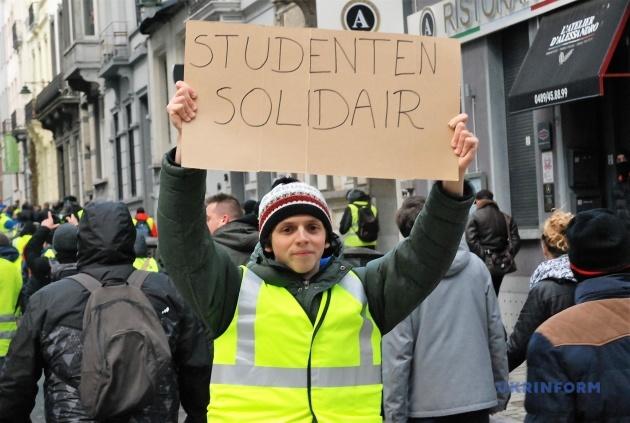Студенти – вони солідарні. От і все