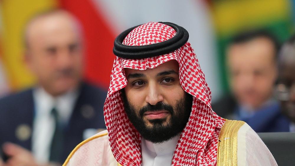 Спадковий принц Саудівської Аравії Мухаммед бін Сальман