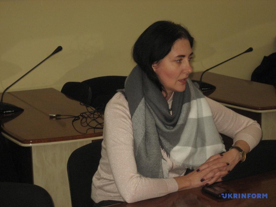 Людмила Шумкова