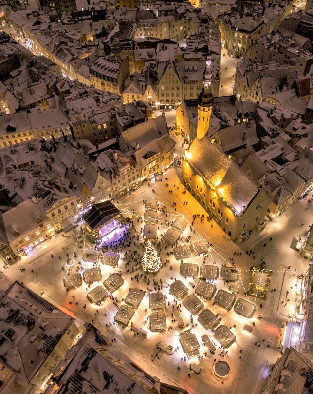 Фото: Sixten Sepp Drone Shot/europeanbestdestinations.com