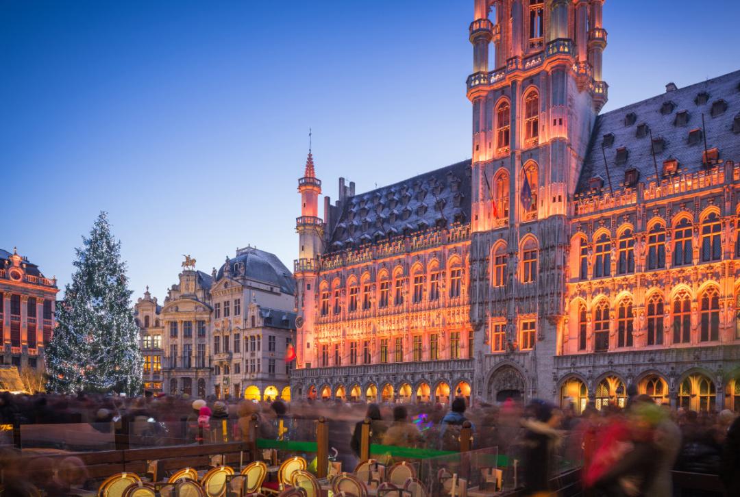 Брюссель, Бельгія
