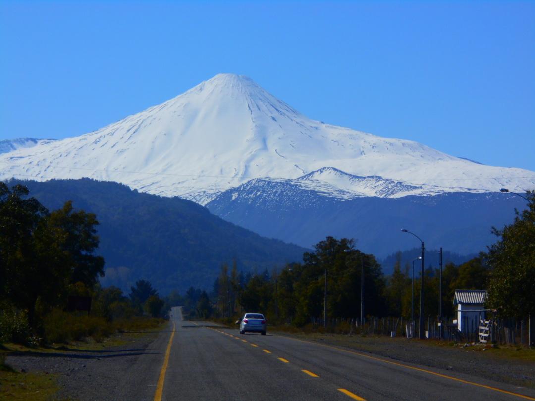 Чилі, вулкан Антуко