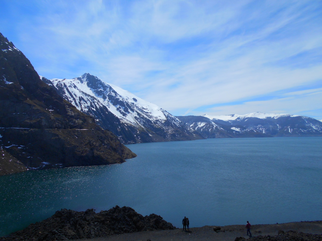 Чилі, озеро Лаха на 37 паралелі