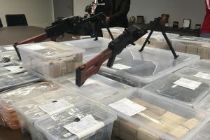 Військовослужбовця-контрактника посадили за збут зброї - СБУ