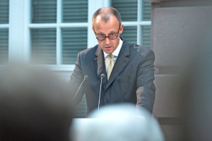 Мерц заявив про намір балотуватися на посаду глави ХДС