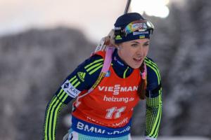"""Юлія Джима виграла """"срібло"""" на етапі Кубка світу з біатлону в Естерсунді"""
