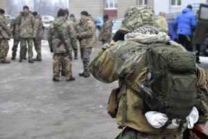 «Почти пионерский лагерь»: резервисты Виннитчины начали военные сборы