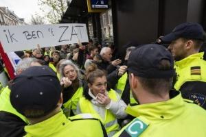 """У Нідерландах """"жовті жилети"""" просять допомогти їм зі сплатою штрафу"""