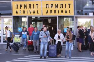Пассажиропотоки через аэропорты Украины в январе выросли