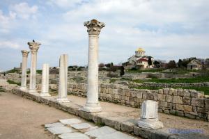 В окупованому Севастополі розкопали древній храм