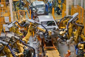Ukraiński przemysł samochodowy zmniejszył produkcję w październiku o 13%