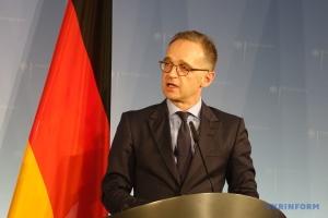 Deutsches Außenminister Maas besucht am Freitag Moskau und Kyjiw