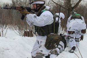 Сутки в ООС: девять обстрелов от боевиков, однако без потерь или раненых