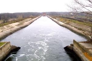 На Донеччині відремонтували канал Сіверський Донець — Донбас