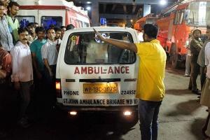 Пожар в индийском COVID-госпитале унесла 5 жизней