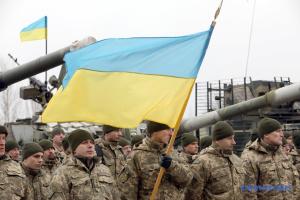 Ucrania celebra el Día de las Fuerzas Armadas