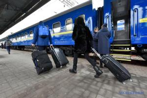 Укрзалізниця призначила вже 16 додаткових поїздів до 8 Березня