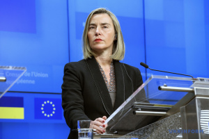 Mogherini: EU foreign ministers want to hear about progress of reforms in Ukraine