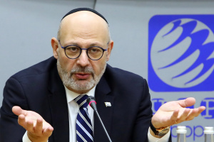 Интервью с Послом Израиля в Украине Йоелем Лионом