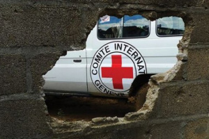 Red Cross sends 16 trucks with humanitarian aid to occupied Donbas