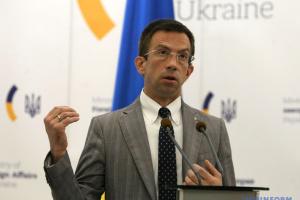 Ротацію послів України поновлять за кілька місяців – держсекретар МЗС